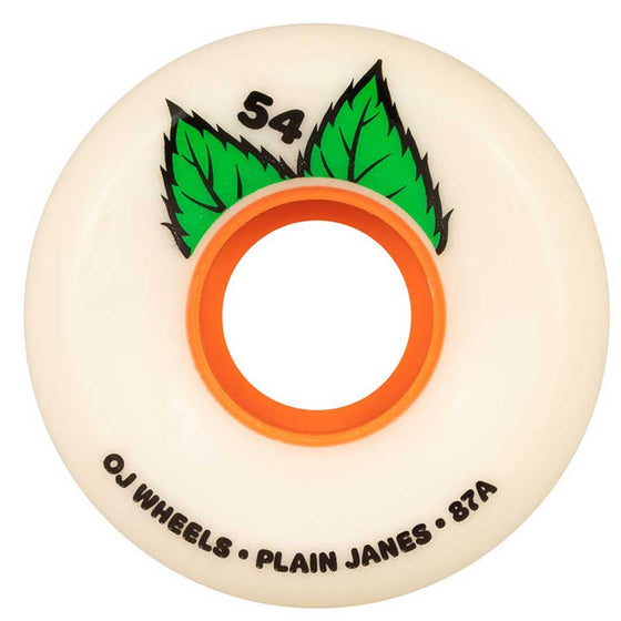 OJ Plain Jane Keyframe Cruiser Wheels 87a 54mm