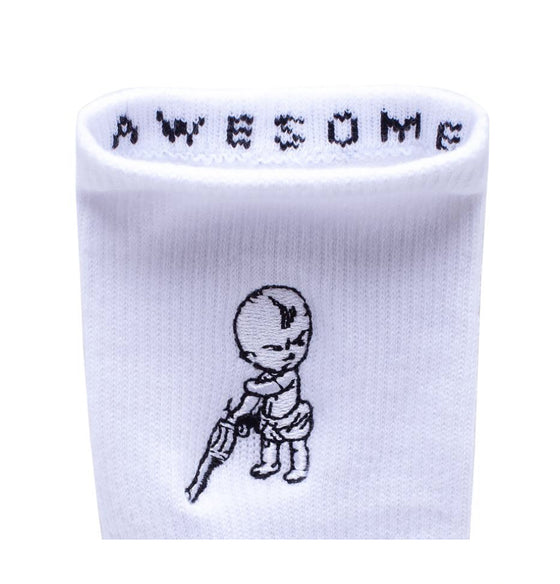 Fucking Awesome Baby Socks