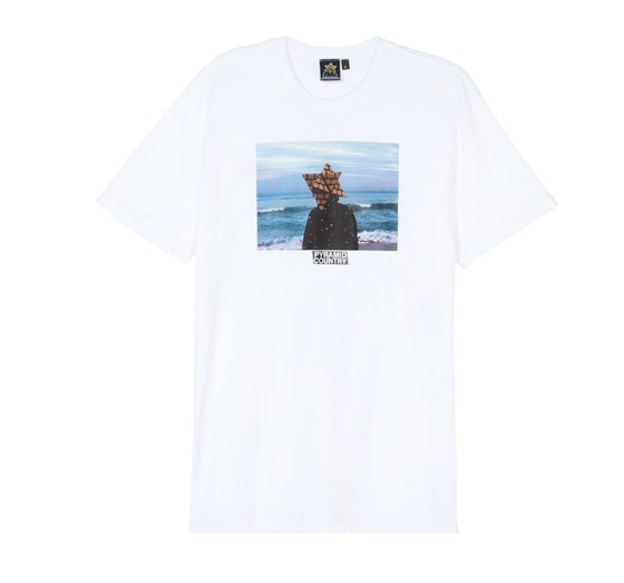 Pyramid Country South Beach Swell Tee