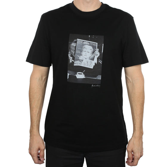 Chrystie NYC Quentin De Briey Photo Tee