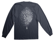 Magnolia Tree Long Sleeve Shirt