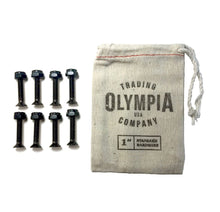 "Olympia 1"" Hardware (Phillips)"