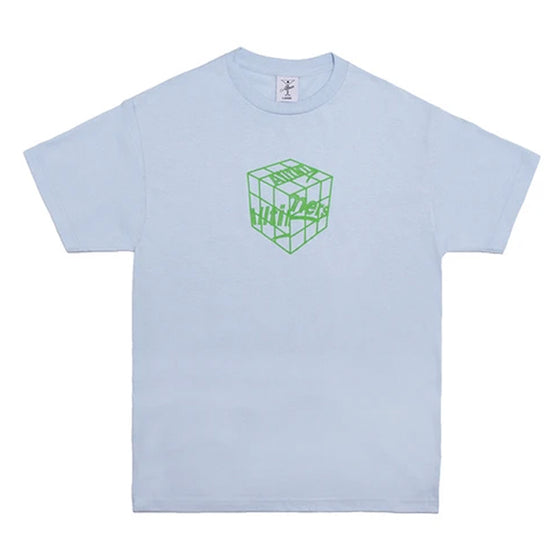Alltimers Cubed Tee - Powder Blue - Large