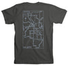 Magnolia Map Shirt