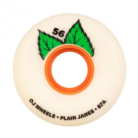 OJ Plain Jane Keyframe Wheels 87a 56mm