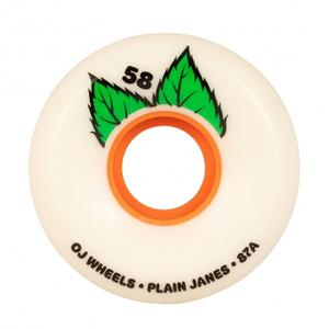 OJ Plain Jane Keyframe Cruiser Wheels 87a 58mm
