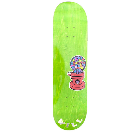 Alltimers Will Sticker Board Deck - Assorted Stains - 8.25