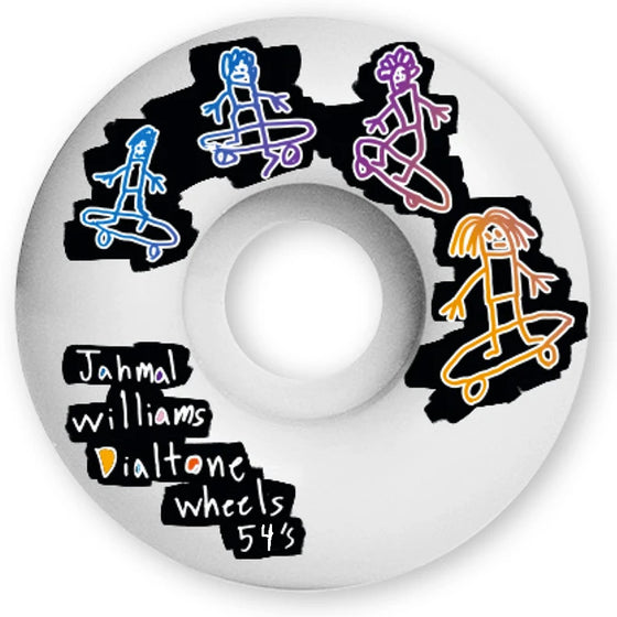 Dial Tone Williams Doodles O.G. Shape 99a - 54mm