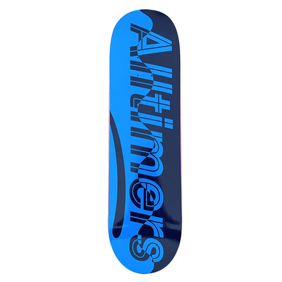 Alltimers Navy Wave Estate Deck 8.5