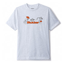 Butter Goods Mushrooms Tee Ash Medium