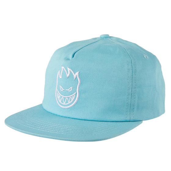 Spitfire Bighead Snapback - Light Blue/White