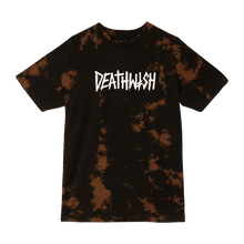 Deathwish Tag Coffee Tye Dye Tee X-Large