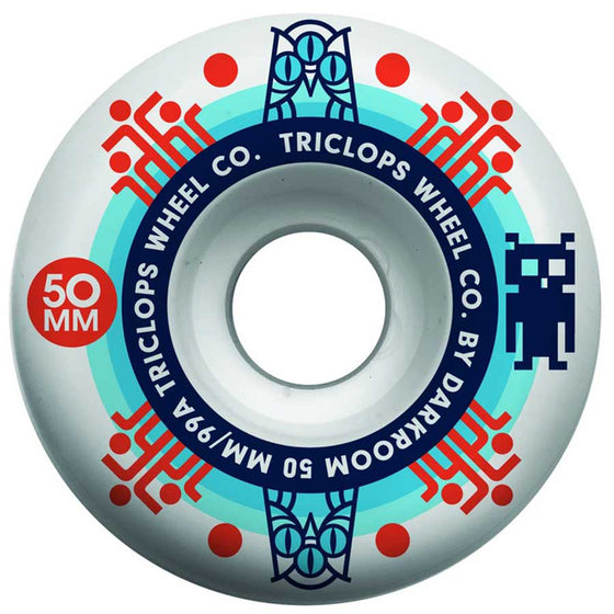 Darkroom Triclops Segment Wheel 99A 50mm