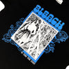 Bleach Is This the End? Black Tee Medium