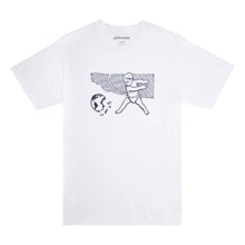 Fucking Awesome Baby World Tee White