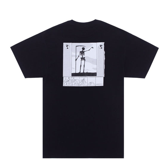 Fucking Awesome Grim Reaper Tee - Black - L