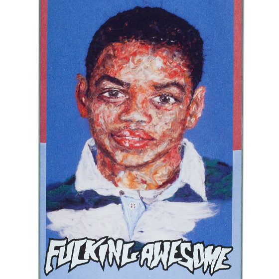 Fucking Awesome TJ Felt Class Photo Deck - 8.25