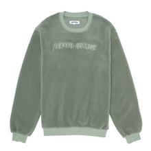 Fucking Awesome Pile Polar Fleece Crewneck