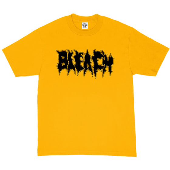 Bleach Hardcore Tee Gold Large