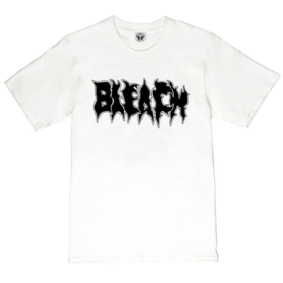 Bleach Hardcore Tee White XLarge