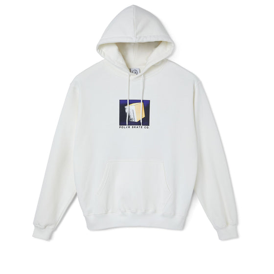 Polar Isolation Hoodie - Cloud White - Large