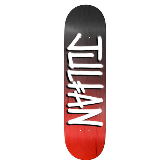Deathwish Davidson Red Gang Name Deck - 8.0