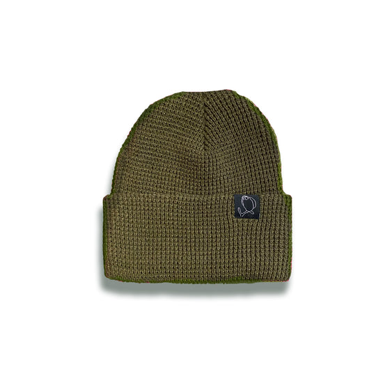 Magnolia Knit Beanie - Hunter Green