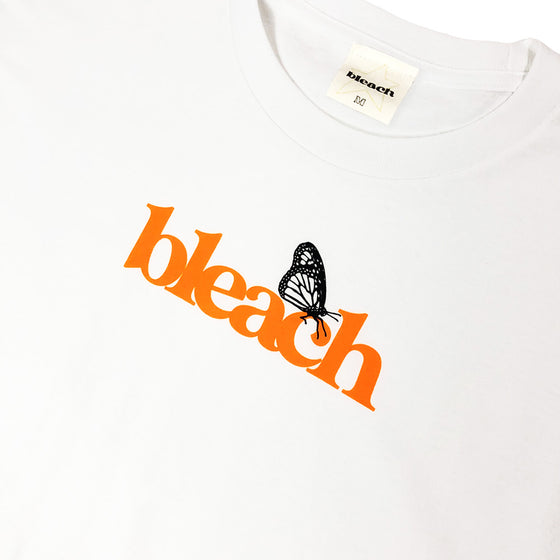 Bleach Monarch Tee White Large