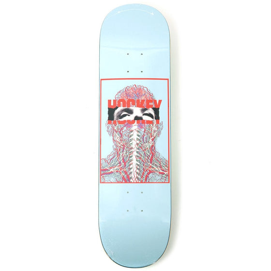 Hockey Nerves Blue Deck - 8.5