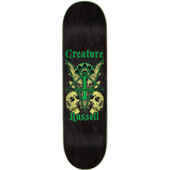 Creature Russel Coat of Arms VX Deck 8.6