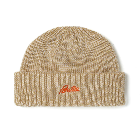 Butter Goods Speckle Beanie Oatmeal