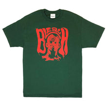 Bleach Phenom Forest Green Tee XLarge