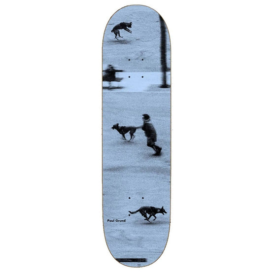 Polar Paul Grund Dog Studies Deck - 8.25