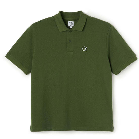 Polar Polo Shirt Hunter Green