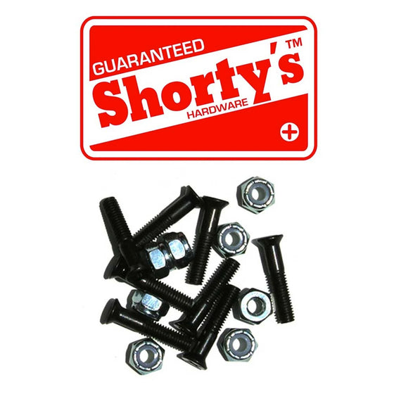 "Shorty's Phillips 1"" Hardware"