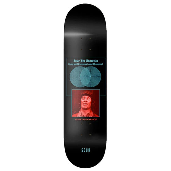 Sour Solutions Nisse – Sour Eyes Deck - 8.5