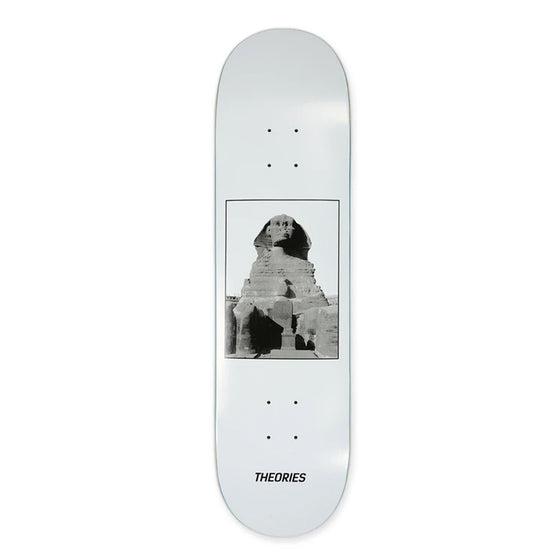 Theories Sphinx White Deck - 8.5