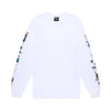 Hockey Summoned L/S Tee - White - XL