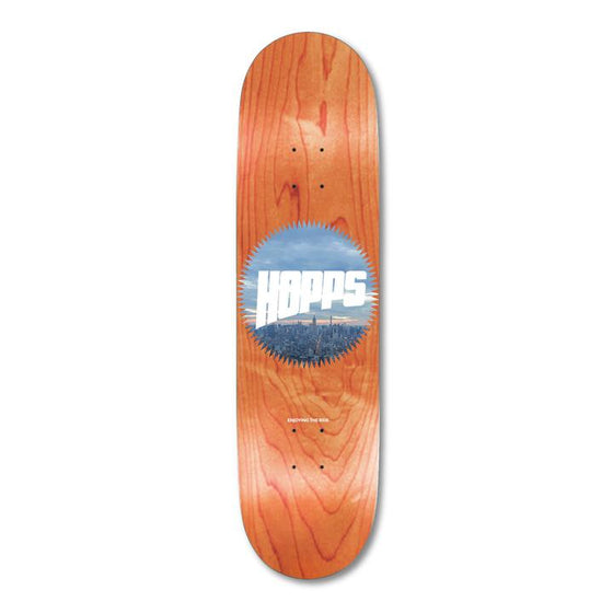 Hopps Sun Logo City Deck - 8.5