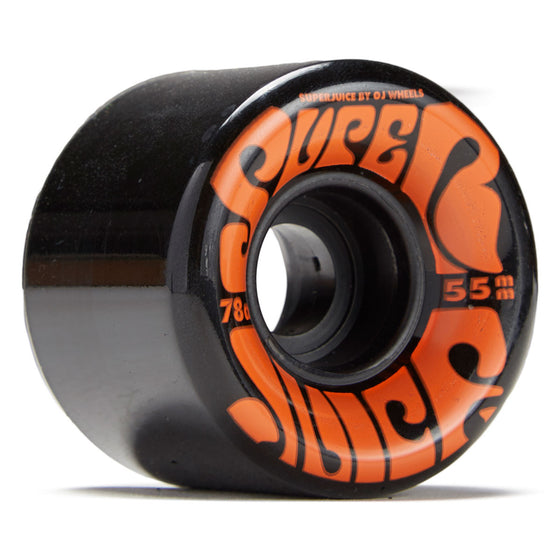 OJ Mini Super Juice Black Wheels 78a 55mm