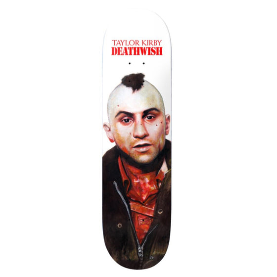 Deathwish Taylor Kirby You Talkin To Me? Deck 8.25