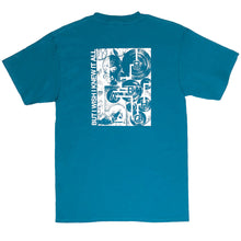 Bleach I Knew It All Teal Tee XLarge