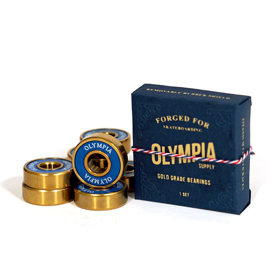 Olympia Gold Grade Bearings