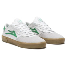 Lakai Cambridge - White/Grass Suede