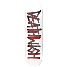 Deathwish Deathspray White/Grey Deck - 8.25