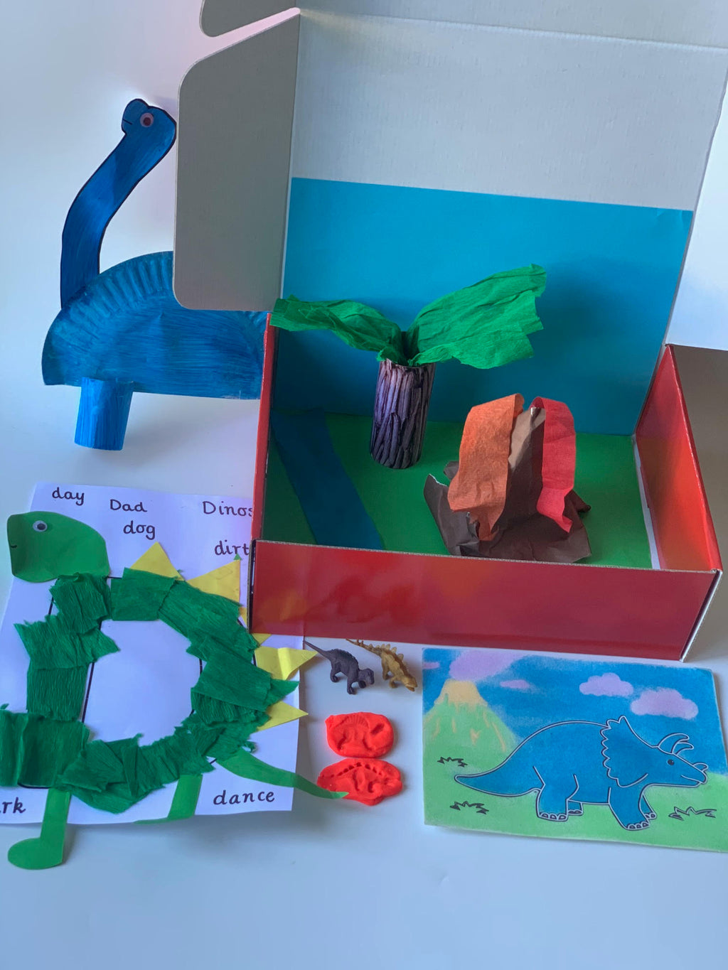 Dinosaur Box - PeekyMe Junior Creators