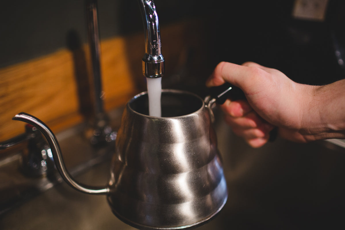 The Important of Water for Brewing