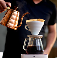 Coffee Dripper V60 - Plastic - Drink Lab