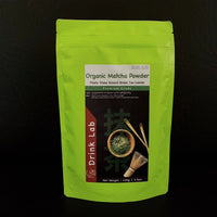Organic Matcha Powder - Drink Lab