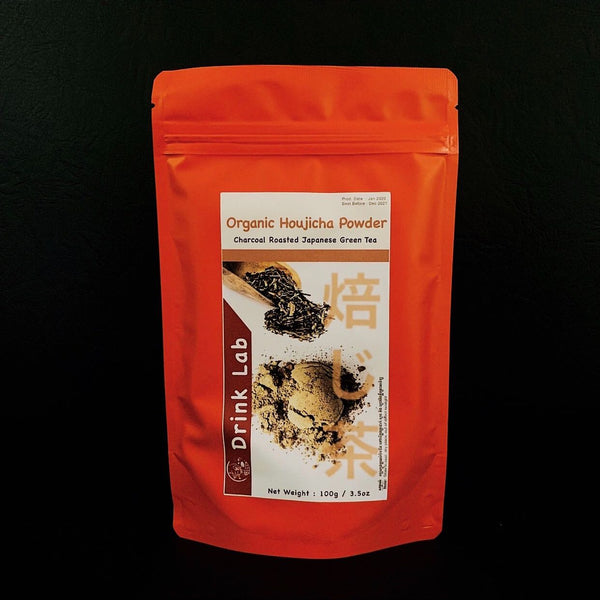 Houjicha Powder - Drink Lab
